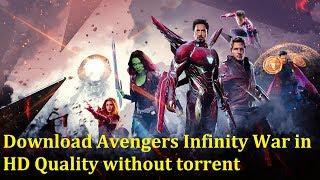 download avengers infinity war torrent