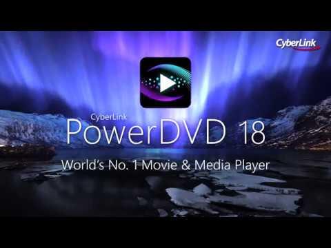cyberlink powerdvd 18 free download