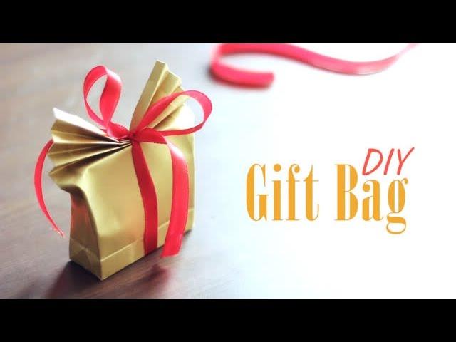 DIY : Gift Wrap | Gift bags.