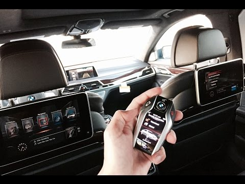 2018 BMW 7 Series L - Test Drive, In Depth Review Interior Exterior
