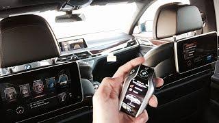 видео Новый БМВ 7 серии. Автосалоны и официальные дилеры BMW 7-Series.