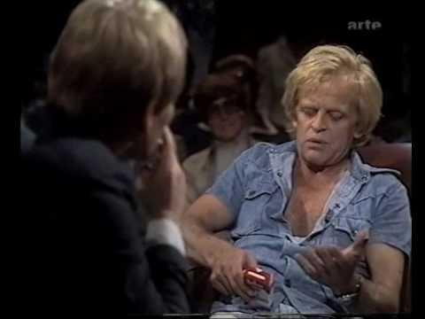 Kinski - Talk 1977 Teil 1 von 4