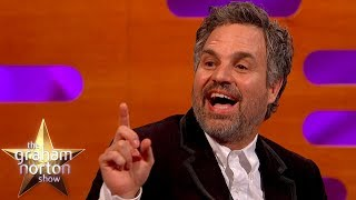 How Mark Ruffalo's Avengers Spoiler Was Actually Genius | The Graham Norton Show