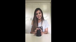 Sofia Oliveira - Sem Querer CUP SONG (Ludmilla)(novo cup song criado por mim, espero q vcs gostem! Enviem coisas ;) Caixa Postal: 76154 CEP: 46179-71 São Paulo/SP instagram: @Sofia twitter: ..., 2015-02-28T16:58:25.000Z)