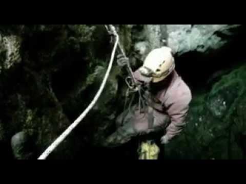 Speleology - Escursione nella grave di Campolato - Excursion to the cave Campolato - GoPro