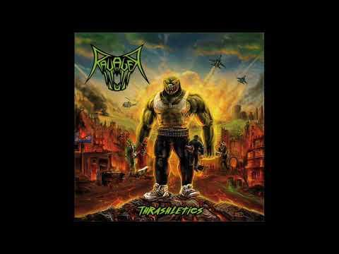 Ravager - Thrashletics (Full Album, 2019)