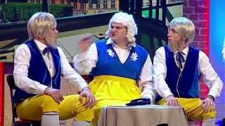 Это так похоже на Швецию | Мамахохотала-шоу | НЛО-ТВ