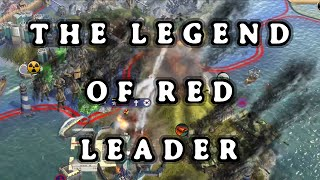 Attacking cities with attack helicopters in Civ 5 - The legend of Red Leader
