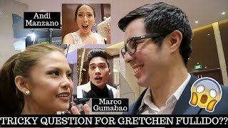 Filipino Celebrities REACT! ARE THEY NATIONALISTIC? Ft. Andi Manzano Gretchen Fullido Marco Gumabao
