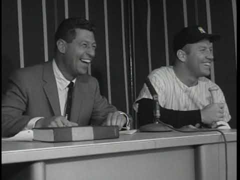 Home Run Derby 1960: Mickey Mantle Vs Jackie Jensen (Episode 26)