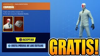 HOW TO GET THE *NEW SKIN DISADER* FREE in FORTNITE: BATTLE ROYALE!