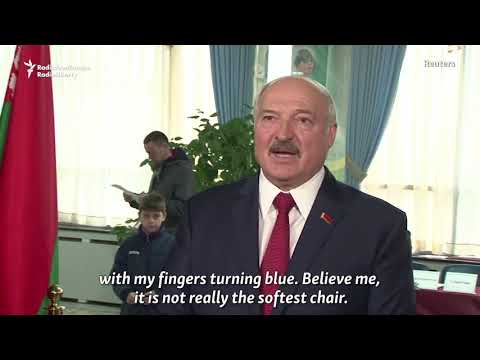 Belarus's Lukashenka To Seek New Term In 2020