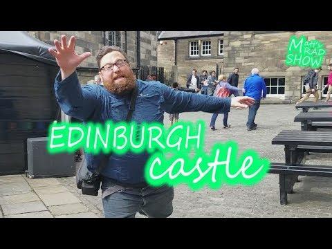 We were blown away! - Edinburgh Castle - Scotland Vlog