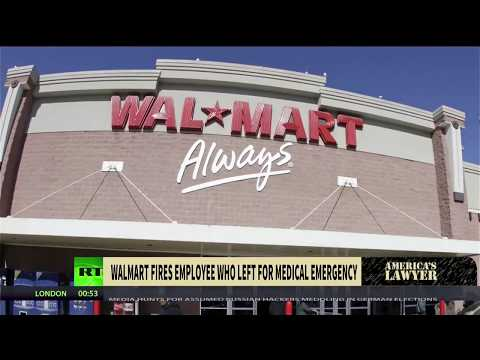 Walmart Fires Employee: Was It Legal?