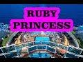 Ruby Princess tour +Pros & Cons