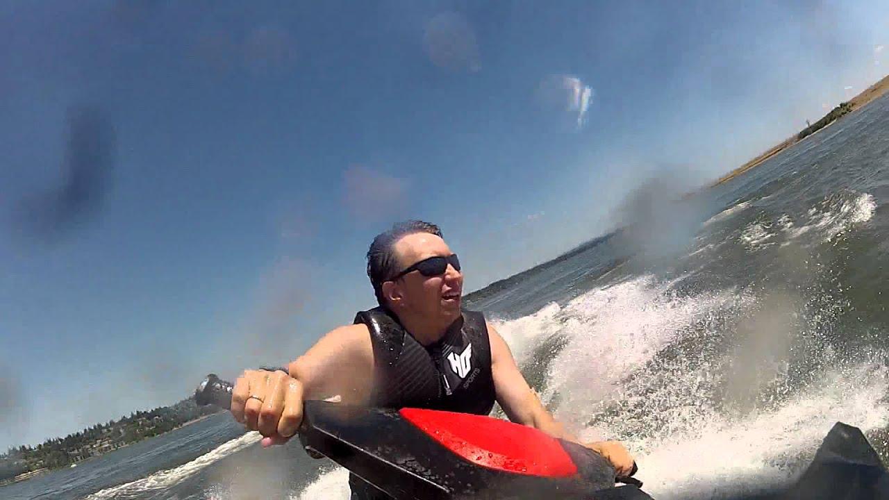 Устройства для буксировки лыжника и водных аттракционов - YouTube