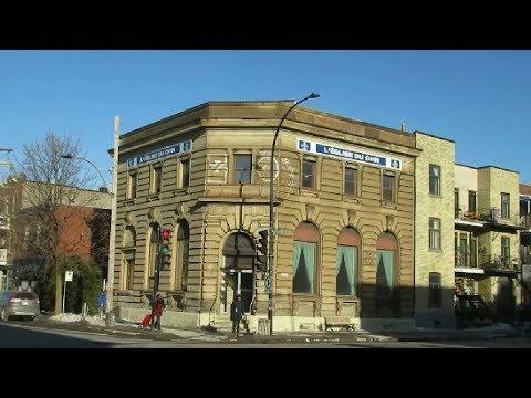 WALKING RUE ST DENIS IN MONTREAL'S VILLERAY DISTRICT - 02-11-19