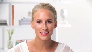 The Metallic Rose-Gold Makeup Tutorial by Sephora