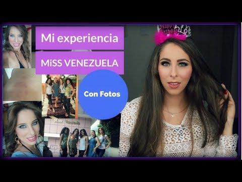 Mi experiencia con el MISS VENEZUELA + FOTOS - STORYTIME