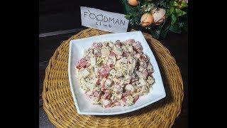 """Салат """"Весенний бриз"""": рецепт от Foodman.club"""