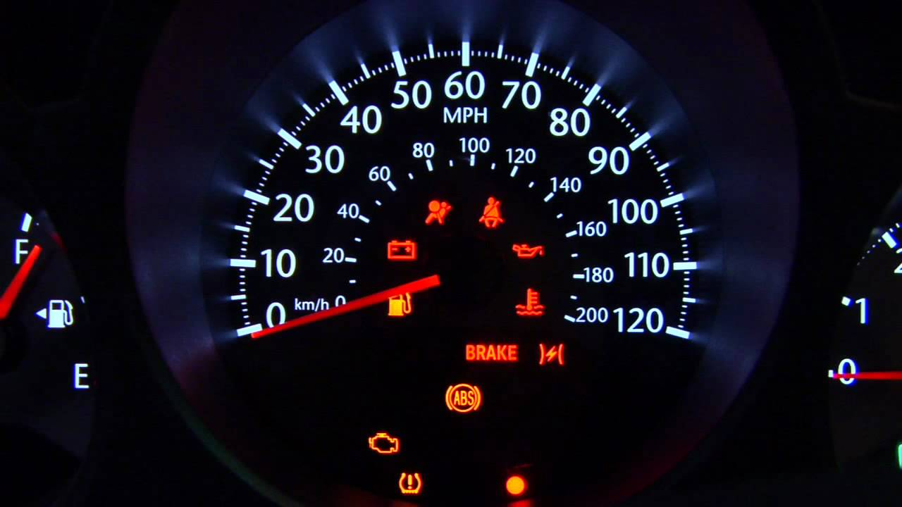 15 Common Warning Lights On Your Car Dashboard And What