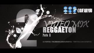 Mix De Reggaeton Antiguo Pero Bueno (Parte ll ) (Dj FabYou) (Temuco - Chile)