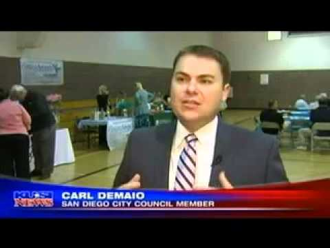 DeMaio Discusses His Education Seminar For Seniors