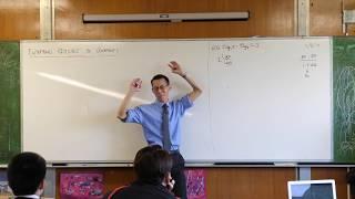 Equations Reducible to Quadratics (Changing Logarithm Bases)