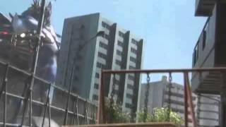 Ultraman Nexus Vs Ezmael