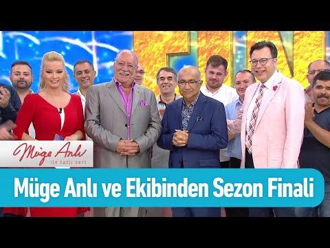 Müge Anlı ve ekibinden sezon finali - Müge Anlı ile Tatlı Sert 21 Haziran 2019
