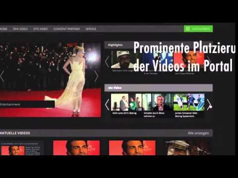 news aktuell setzt auf das neue Videoportal der dpa-Gruppe