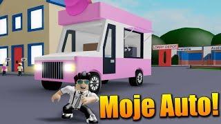 I FINALLY HAVE a CAR FULL of ICE CREAM! 😂🍦 Roblox Ice Cream Van Simulator # 5