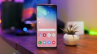 Galaxy S10 - Impressions After 5 Days!