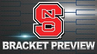 NC State Bracket Preview | 2014 NCAA Tournament
