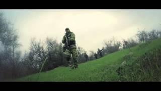Чеченские бойцы сняли клип о войне за Украину