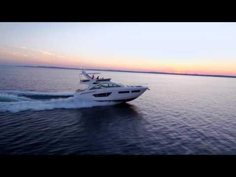 Cruisers Yachts Powered by Volvo Penta IPS