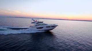 Cruisers Yachts Powered by Volvo Penta IPS