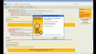 Sichere Emails durch OpenPGP Teil 1 - Einrichtung