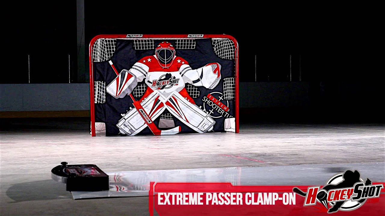 HockeyShot is Canada's ultimate source for the best hockey training products on the Web. Find shooting targets, goals, shooting pads, stick & skate weights, slide boards, off ice pucks & stickhandling balls, instructional DVDs, and much more! We also feature free hockey tips & videos featuring instructions from NHLers and coaches!