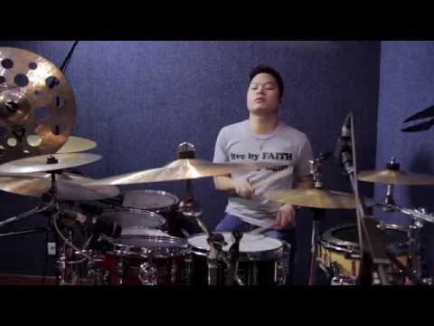 Echa Soemantri - True Worshippers Medley (Drum Reinterpretation)
