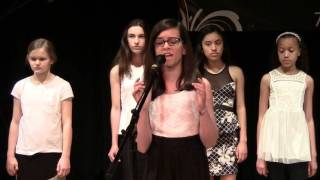 Electricity - LINCROFT MUSIC JR All-Star Singers - Spring 2016 Group