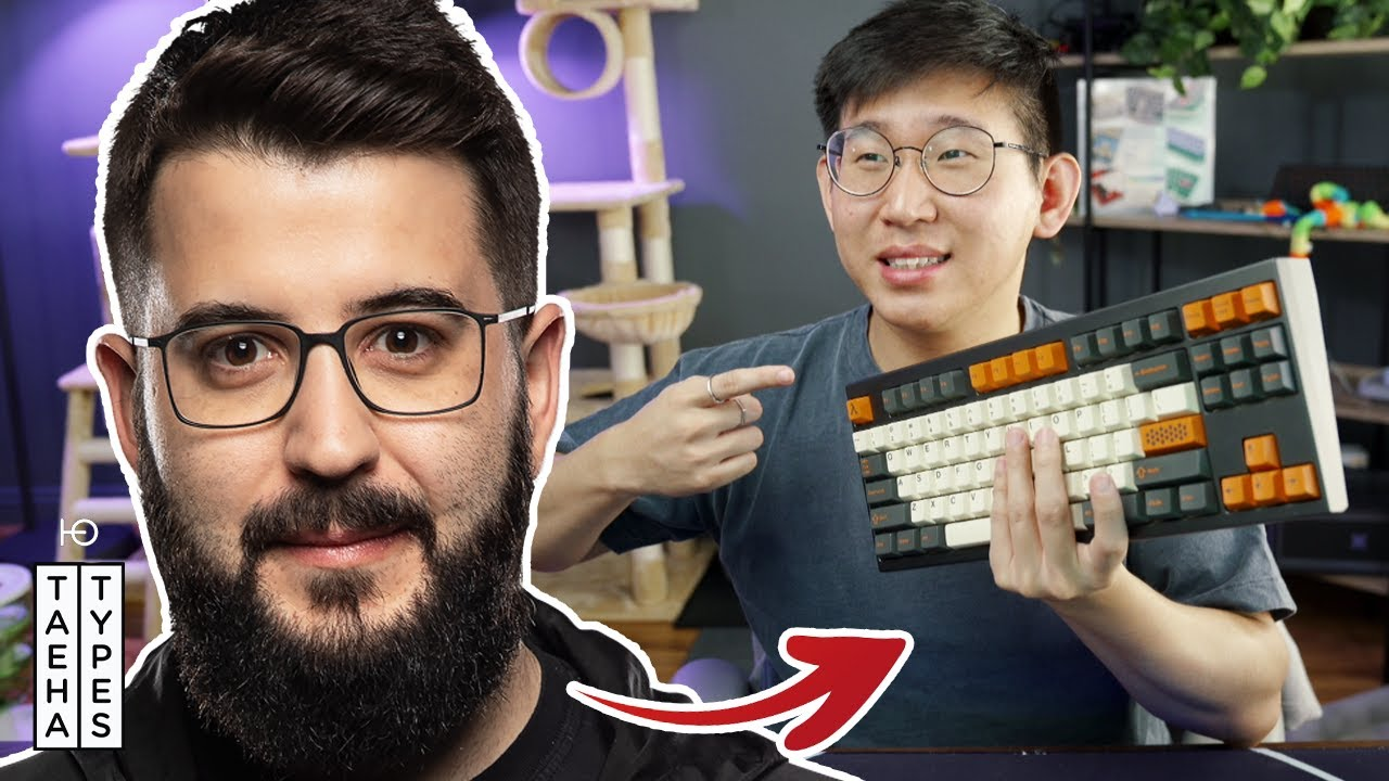 Download The Making of Alexelcapo's Luxury Mechanical Keyboard!
