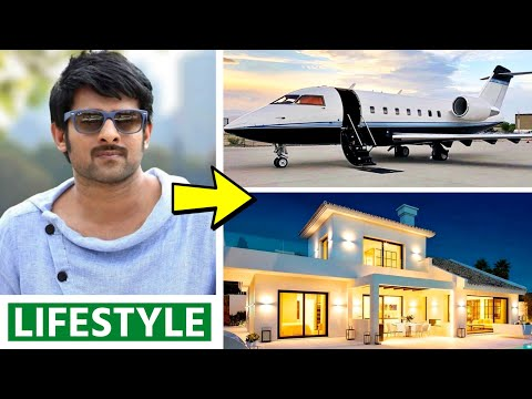 Superstar Prabhas Lifestyle, Age, Girlfriend, Wife, Salary, Cars, Networth & Biography