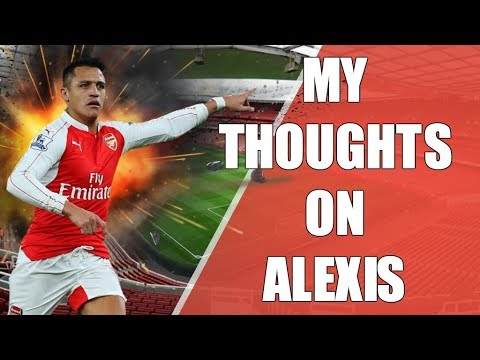 My Thoughts On Alexis Sanchez's Comments (RANT)