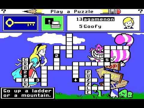 MICKEYS CROSSWORD PUZZLE MAKER PC EGA Agamenon3blogspot