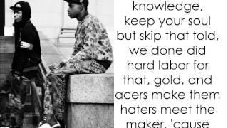 Gold Soul Theory - The Underachievers (Lyrics)