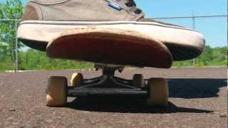 Tutorial: How To Skateboard