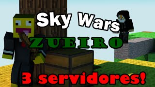 Minecraft SkyWars - Servidores 1.7.2