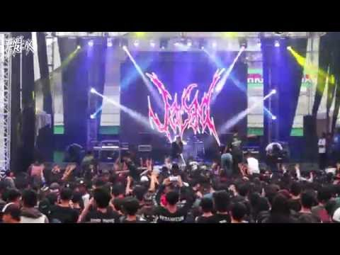 Jasad - Precious Moment To Die live at Doomsday open air 2016