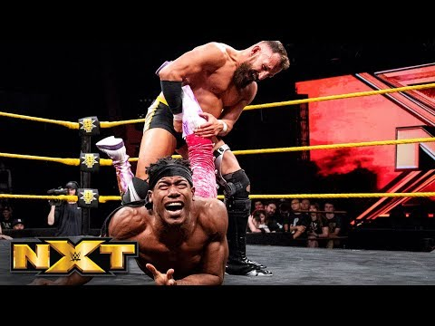 Velveteen Dream vs. Bobby Fish: WWE NXT, Jan. 23, 2019